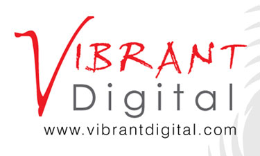 vibrant digital web design